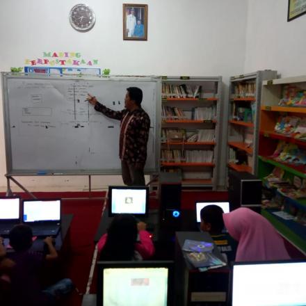 Griya Sinau Digital - Inovasi Desa Sugihwaras