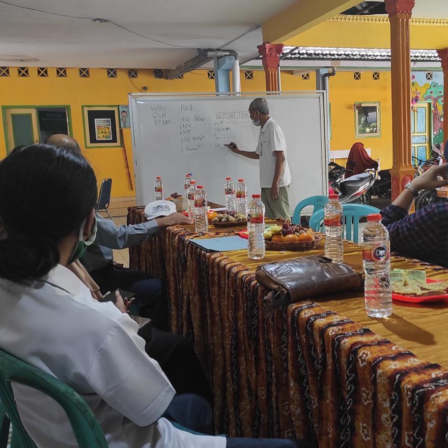 Proyek Percontohan Transaksi PKB PT. Pos Indonesia