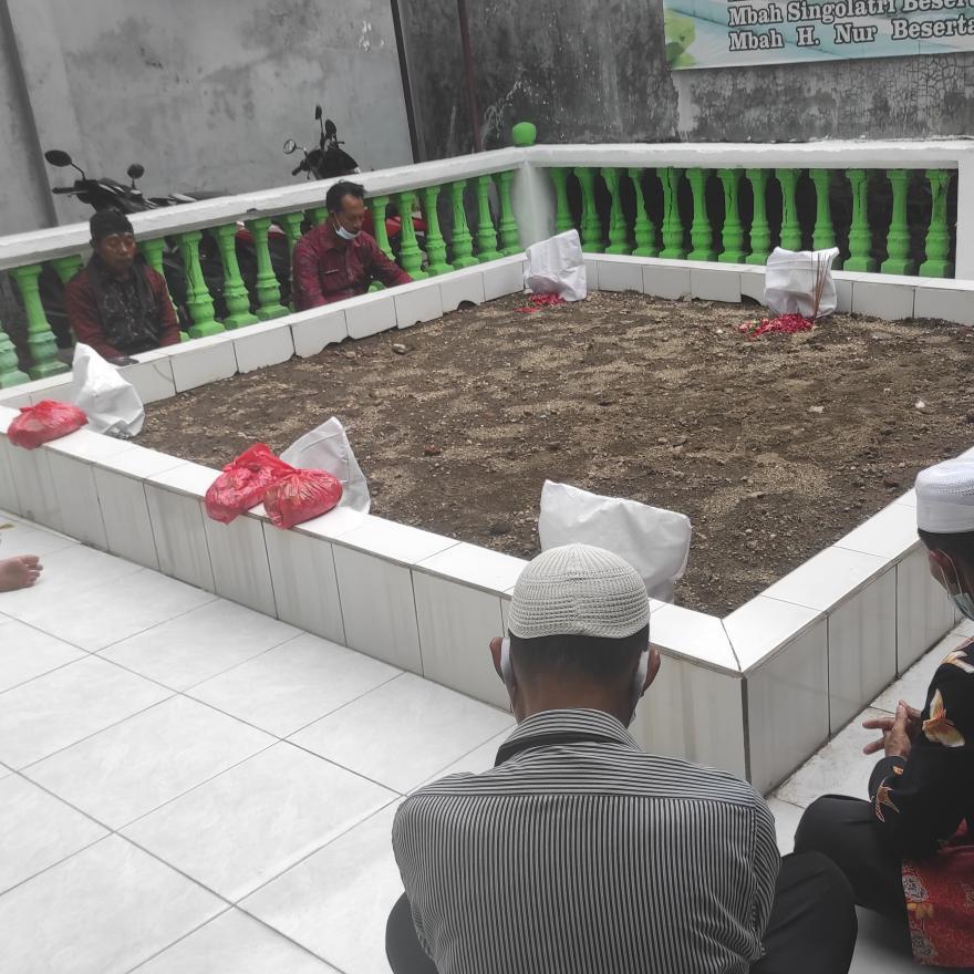 Acara Ruwat Desa Sugihwaras